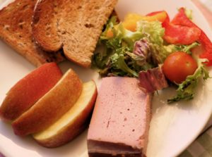 Liver Pate is a great source of Vitamin K