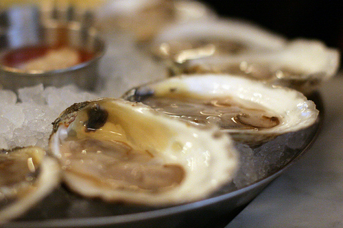 Oysters Zinc