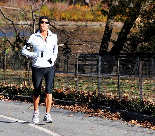 The Walk-Jog is a great weight-bearing exercise for osteoporosis